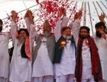 مذہبی منافرات پھیلانے پر دہشتگرد لدھیانوی اور اورنگیزیب سمیت 14 وہابیوں پر اسلام آباد میں مقدمہ درج