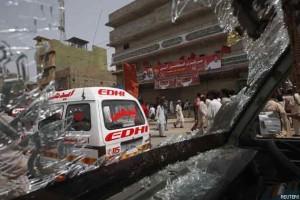 Blasts in Malakand kill 15