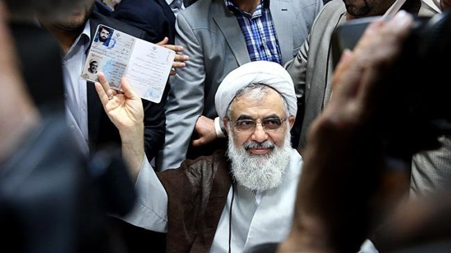 Former Iranian Intelligence Minister Ali Fallahian