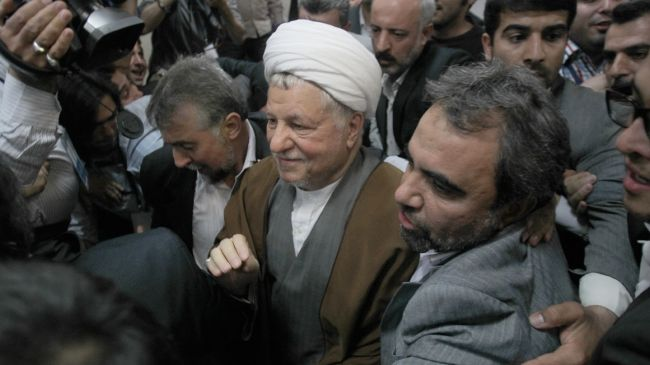 Rafsanjani slams certain states for supporting ISIL
