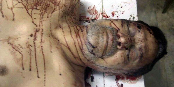 Syed Raza Abbas Jafri Killed At Home In Abbas Town