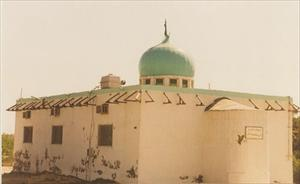 مسجد ابوذر غفاری میں شیعوں کو نماز پڑھنےسے ممانعت