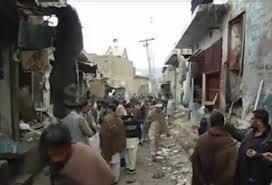15 injured including 8 shia muslims in Hangu market blast