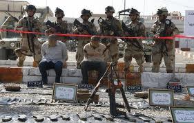 Iraqi troops kill 14 militants, arrest 10 others in Mosul