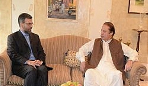 Pakistan Calls For Boosting Ties With Iran