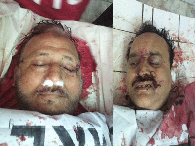 2 Shiites Including A Town Municipal Officer Shot Martyred In Karachi