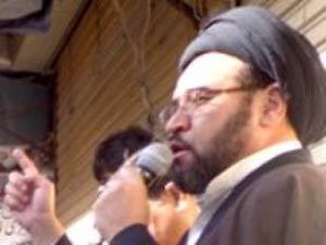 حلف اٹھانے والے اپنے اس عہد کو پانچ سال تک یا د رکھیں ۔ علامہ سید ہاشم موسوی