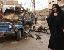 Serial blasts kill dozens across Iraqi capital