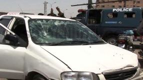 بوتراب اسکاوٹ کے اہم ذمہ دار شیعہ جعفر امام کی گاڑی میں دھماکہ