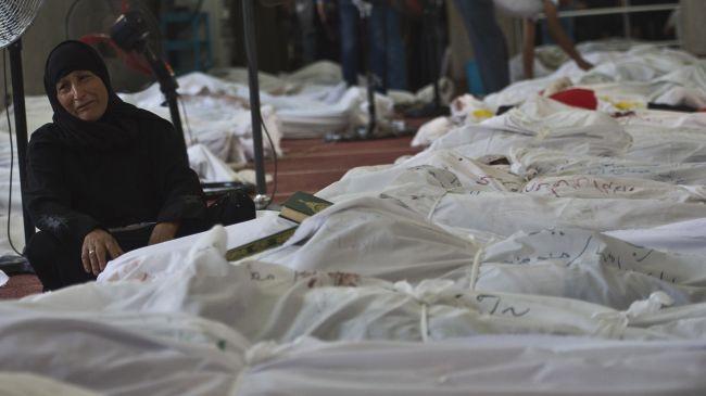 Egypt violence West's plot against Islamic Awakening: Iran lawmaker