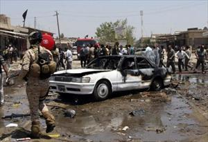 Bomb blast kills 10 people in Baghdad's Sadr City: Official