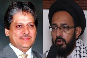 گورنر سندھ کی جانب سے کالعدم دہشت گرد گروہ کے سرغنہ کی طرف داری پر مجلس وحدت مسلمین کا اجلاس سے واک آوٹ
