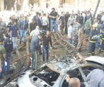 Bomb blast leaves two dead in Lebanon's Beirut