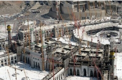 سعودي عرب ميں مقدس اسلامي آثار کي تخريب