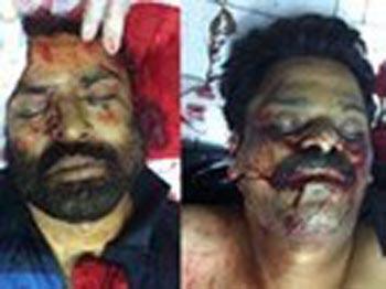 کراچی میں دو گھنٹے میں نیب افسر آغا جمیل اورشجاعت حسین شہید