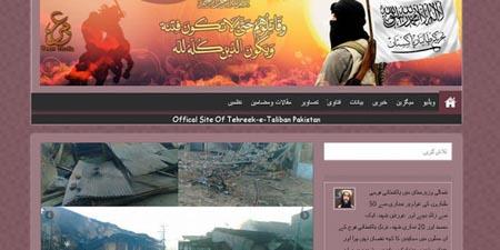 Banned Pakistani Taliban launch its Urdu website; threaten Shiites