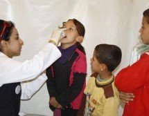 Lebanon aims to stop polio spread from Syria