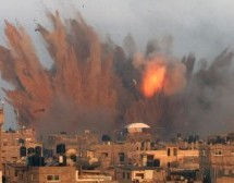 Death toll from Israeli strikes on Gaza rises to 122