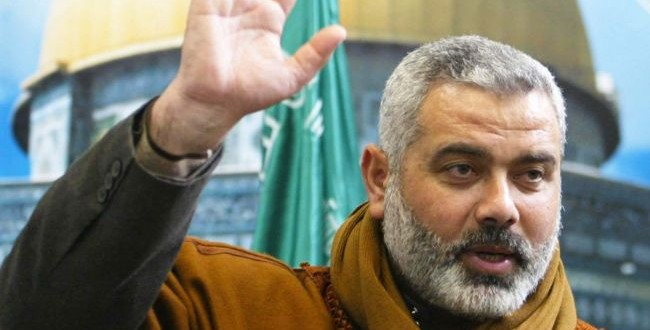 Gaza Will Become Graveyard For Israel Soldiers: Haniyeh