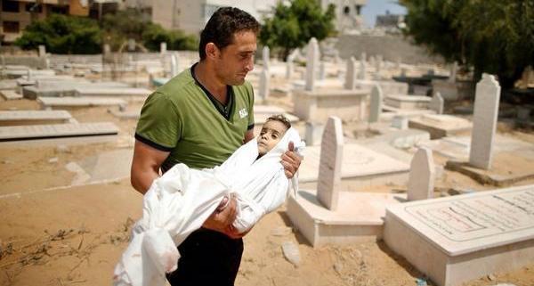 Israel Kills Family Of 6 In Gaza, Death Toll Hits 715