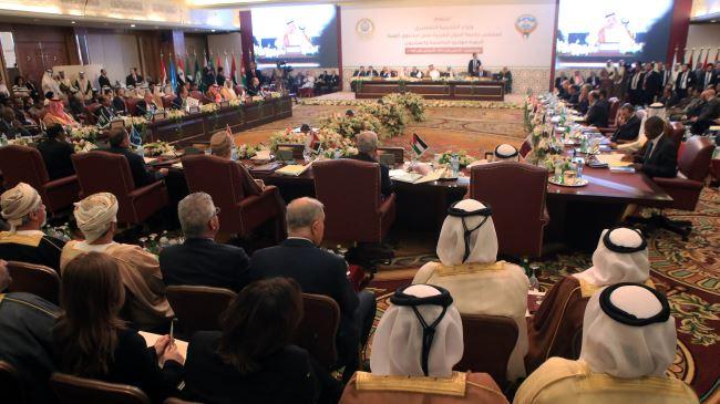 Kuwait urges urgent Arab League meeting on Gaza war