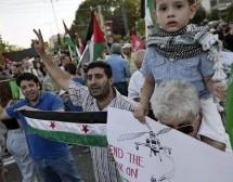 Jordanians hold pro-Gaza rally in Amman