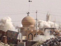 Islamic State Destroys More Shia Mosques, Shrines