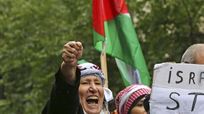 Paris bans anti-Israel protest rallies in several cities