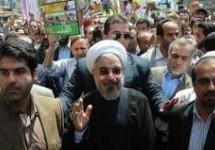 700 Iranian cities rally for Gaza as Rouhani slams world 'silence'