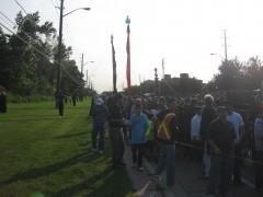 ٹورنٹو میں جلوس شہادت امام علی علیہ السلام میں ہزاروں شیعیان علی کی شرکت