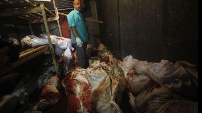 Fresh Israeli airstrikes kill more Gazans