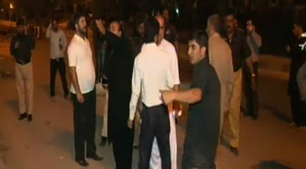 Grenade attack near Imambargah injures 2 in Karachi