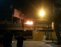 نیپا چورنگی کے قریب پولیس موبائل پر دستی بم حملے میں 2 افراد زخمی