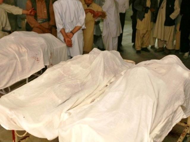 کوئٹہ میں سبزی منڈی کے قریب گاڑی پر فائرنگ سے 8 افراد جاں بحق، 2 زخمی