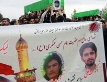 پاکستانی شیعہ مجاہد روضہ امام حسن عسکری کی حفاظت کرتے ہوئے شہید