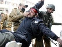 کشمیر میں جلوس عزا پر بھارتی فوج کا وحشیانہ حملہ